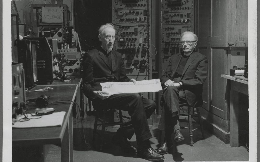 Trésors d'archives : La vie et la carrière scientifique du père Ernesto Gherzi, s.j.